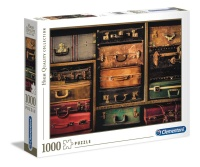 Clementoni 39423 Reise 1000 Teile Puzzle High Quality...