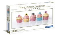 Clementoni 39425 Lakritz Cupcakes 1000 Teile Puzzle High Quality Collection Panorama