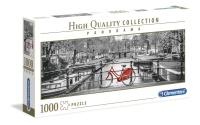 Clementoni 39440 Amsterdam Fahrrad 1000 Teile Puzzle High...