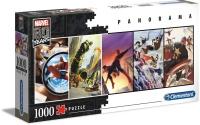 Clementoni 39546 Marvel 80 Jahre 1000 Teile Puzzle Panorama