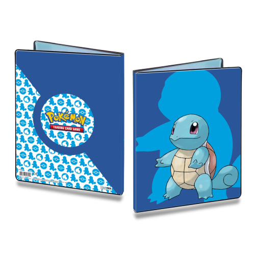 Ultra PRO Pokemon Schiggy 2020 9-Pocket Portfolio
