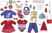 Zapf 828472 Baby born Adventskalender 2020 für...