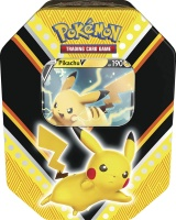 Pokemon Tin 88 Pikachu-V  Deutsch