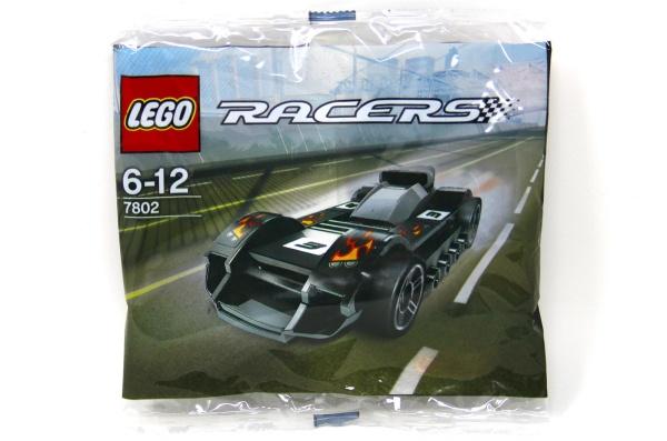 LEGO 7802 Racers Polybag