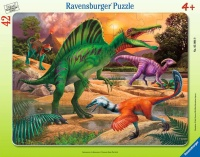 Ravensburger 05094 Spinosaurus 42 Teile Rahmenpuzzle