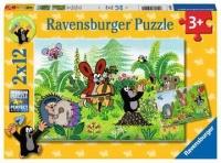 Ravensburger 05090 Der Maulwurf Gartenparty mit Freunden...