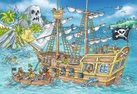 Ravensburger 05089 Die Abenteuerinsel 2x24 Teile Puzzle