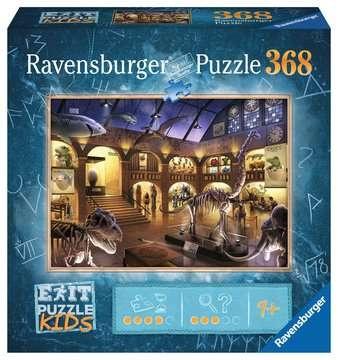 Ravensburger 12925 Exit Kids Im Naturkundemuseum 368 Teile Puzzle