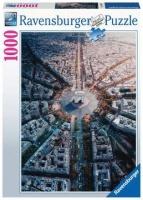 Ravensburger 15990 Paris von Oben 1000 Teile Puzzle