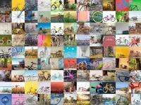 Ravensburger 16007 - 99 Fahrräder und mehr 1500 Teile Puzzle