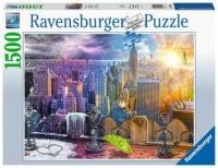 Ravensburger 16008 New York im Winter und Sommer 1500...
