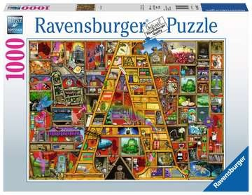 Ravensburger 19891 Awesome Alphabet A 1000 Teile Puzzle