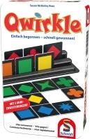 Schmidt 51410 Qwirkle Bring-Mich-Mit-Spiel in Metalldose