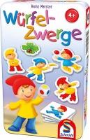 Schmidt 51431 Würfelzwerge Bring-Mich-Mit-Spiel in...