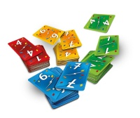 Schmidt 1101 Ligretto, blau Familienkartenspiel