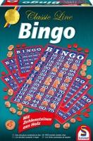 Schmidt 49089 Classic Line, Bingo Familienspiel - Classic...