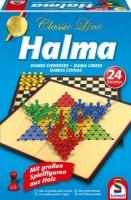 Schmidt 49217 Classic Line, Halma Familienspiel - Classic...