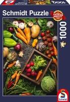 Schmidt Spiele 58398 Super-Food 1000 Teile Puzzle