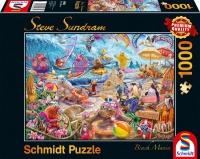 Schmidt 59662 Beach Mania Steve Sundram 1000 Teile Puzzle
