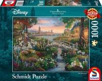 Schmidt 59489 Kinkade - Disney 101 Dalmatiner 1000 Teile...