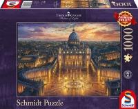 Schmidt 59628 Vatikan Thomas Kinkade 1000 Teile Puzzle