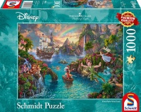 Schmidt 59635 Disney Peter Pan Thomas Kinkade 1000 Teile Puzzle