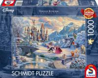 Schmidt Spiele 59671 Disney Die Schöne und das...
