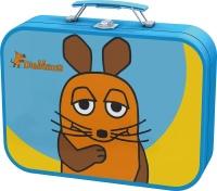 Schmidt 55597 Die Maus 2x26, 2x48 Teile Puzzle-Box im...