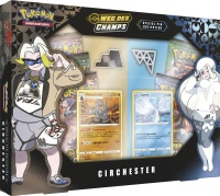 Pokemon Weg des Champs Circhester-Arena Spezial Pin...