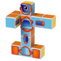 Geomag 1423 Magicube Robots Magnetisches Konstruktionssystem