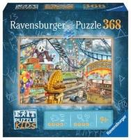 Ravensburger 12926 EXIT Puzzle Kids Im Freizeitpark