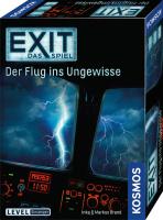 KOSMOS 69176 EXIT - Das Spiel: Der Flug ins Ungewisse...