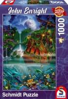 Schmidt 59685 John Enright - Versunkener Schatz 1000 Teile Puzzle