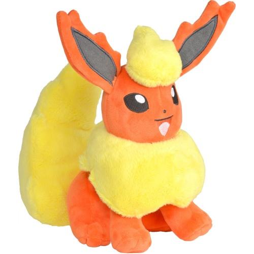 Pokemon Flamara Plüsch 20 cm Eevolution
