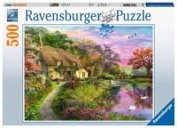 Ravensburger 15041 Landliebe 500 Teile Puzzle