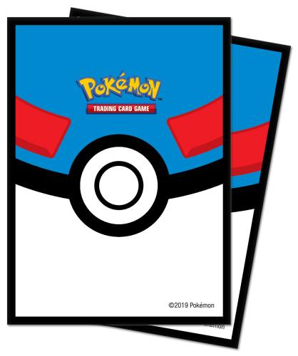 Ultra PRO Pokemon Superball Kartenhüllen 65