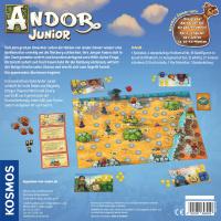 KOSMOS 69895 Andor Junior Kooperatives Brettspiel