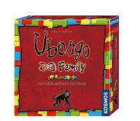 KOSMOS 69425 Ubongo 3-D Family Brettspiel