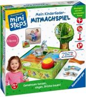 Ravensburger 04143 ministeps Mein Kinderlieder-Mitmachspiel