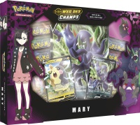 Pokemon Weg des Champs Spezial-Kollektion Mary DE