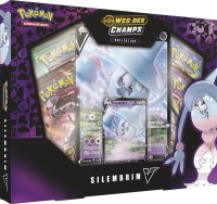 Pokemon Weg des Champs Silembrim-V Box DE