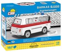 Cobi 24595 Barkas B1000 Krankenwagen 157 Teile Bausatz