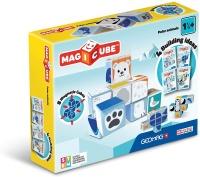 Geomag 0134 Magicube Polar Animals Magnetwürfel...