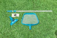 Intex 28002 Pool-Reinigungsset mit Alu-Teleskopstange...