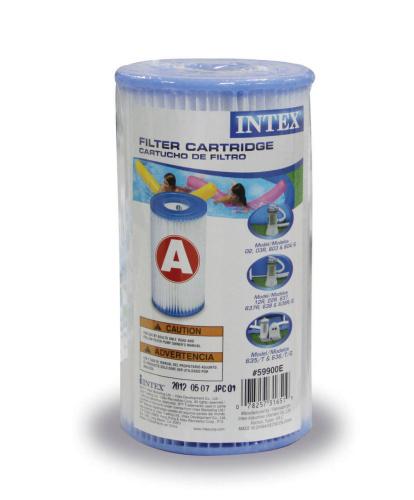 Intex 29000 Filterkartusche Typ A, für Pumpen #28604, 28638, 28636, 28674
