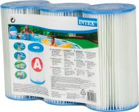 Intex 29003 Filterkartusche Typ A, 3er Pack, für...