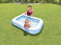 Intex 57403NP BabyPool Rectangular Wasserbedarf 90l,...