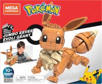 Mattel GMD34 Mega Construx Pokémon Jumbo Evoli...