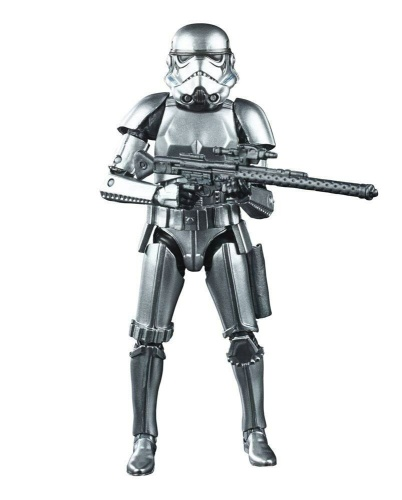 Star Wars Black Series Carbonized Collection Stormtrooper Actionfigur