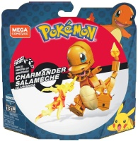 Mattel GKY96 Mega Construx Pokemon Glumanda Baukasten